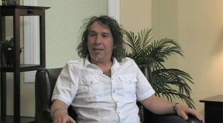 Entrevue avec Richard Gagnon