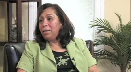 Entrevue avec Julia Falla