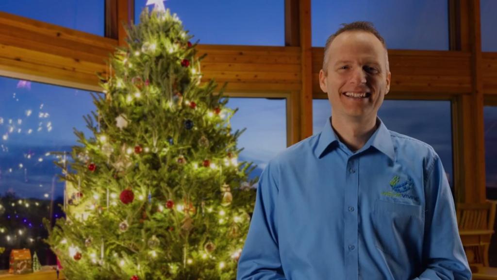 Mieux Vivre vous souhaite de joyeuses fêtes!