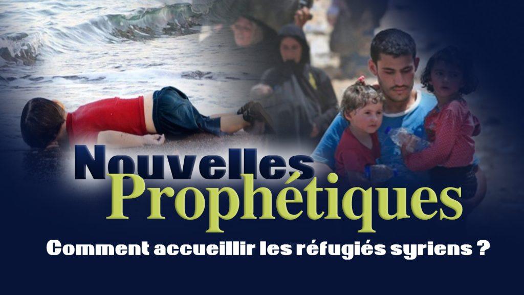 Comment accueillir les réfugiés syriens ?